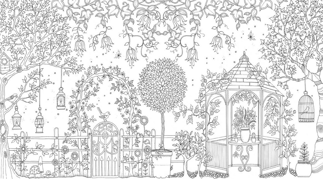 Creative Meditation: Zentangles and Coloring Books - Journalling ...