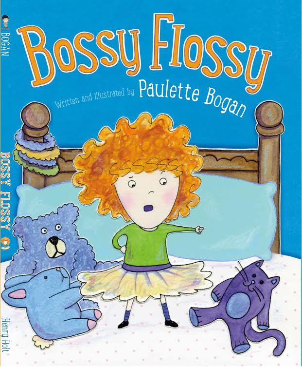 Paulette Bogan 'Bossy Flossy'